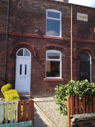 Thumbnail 2 bedroom terraced house to rent in Crow Lane West, Newton-Le-Willows