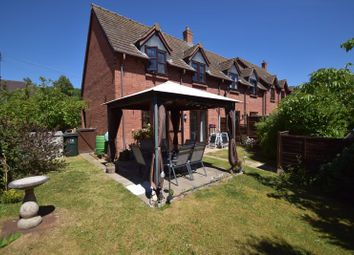 Thumbnail 2 bed semi-detached house for sale in Pensmill Close, Eardiston, Tenbury Wells