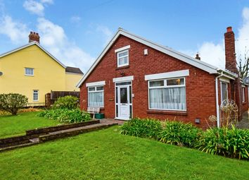 Thumbnail 4 bed detached bungalow for sale in Mill Road, Caerphilly