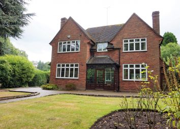 Thumbnail 5 bed detached house for sale in Compton Road, Wolverhampton