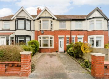 Thumbnail 3 bed terraced house for sale in Chester Avenue, Thornton-Cleveleys, Lancashire