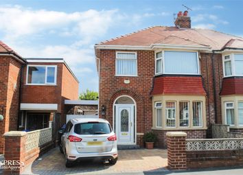 Thumbnail 3 bed semi-detached house for sale in Everest Drive, Blackpool, Lancashire