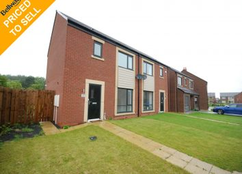 3 bed semi-detached house for sale in Merlay Court, Killingworth, Newcastle Upon Tyne NE12