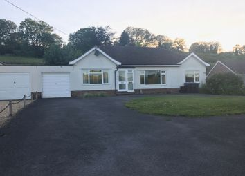 Thumbnail 3 bed detached bungalow for sale in Blandford Road, Coombe Bissett, Salisbury