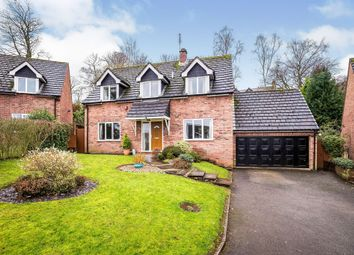 Thumbnail 4 bed detached house for sale in Warren Court, Frodsham