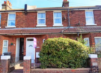 Thumbnail 2 bed terraced house for sale in Winchelsea Road, Eastbourne