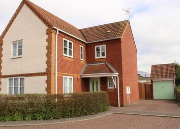 4 bed detached house for sale in Allfrey Close, Lutterworth LE17