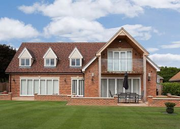 Thumbnail 5 bed detached house for sale in Beggars Lane, Longworth, Abingdon