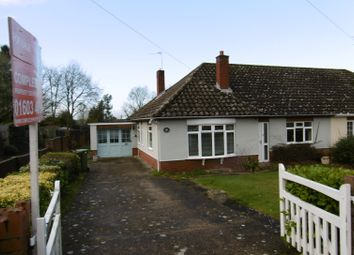 Thumbnail 3 bed bungalow for sale in Folgate Lane, Costessey, Norwich