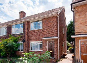 Thumbnail 2 bed maisonette for sale in Wide Way, Mitcham