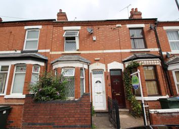 Thumbnail 3 bed terraced house for sale in Newcombe Road, Earlsdon, Coventry