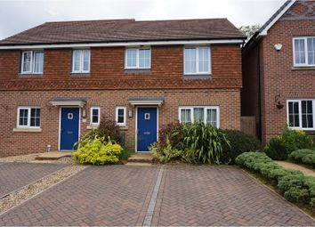 Thumbnail 3 bedroom semi-detached house for sale in Argyle Street, Heywood