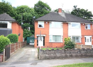 Thumbnail 3 bed semi-detached house for sale in Park Avenue, Kidsgrove, Stoke-On-Trent