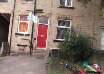 Thumbnail 1 bed terraced house to rent in Wingfield, Bradford