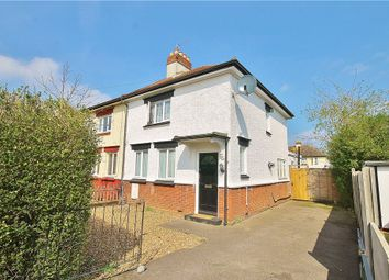 Thumbnail 3 bed semi-detached house for sale in Worple Avenue, Staines Upon Thames, Middlesex