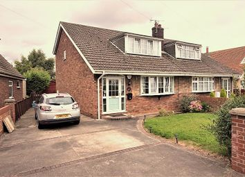 Thumbnail 3 bed semi-detached house for sale in Cravens Lane, Immingham