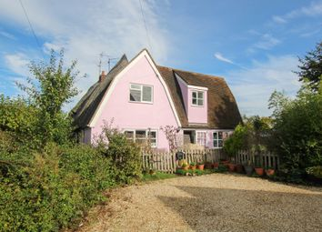 Thumbnail 3 bedroom cottage for sale in Walden Road, Sewards End, Saffron Walden