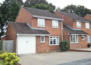 3 bed link-detached house for sale in Cotswold Close, Farnborough, Hampshire GU14