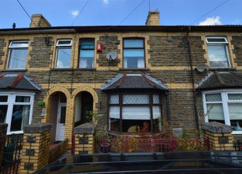 Thumbnail 3 bed terraced house for sale in Castan Road, Pontyclun