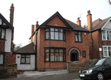 Thumbnail 8 bed detached house to rent in Harlaxton Drive, Lenton, Nottingham