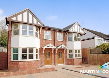 Thumbnail 5 bedroom semi-detached house for sale in Portland Road, Edgbaston
