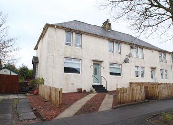 Thumbnail 2 bed flat for sale in Culzean Crescent, Kilmarnock, East Ayrshire