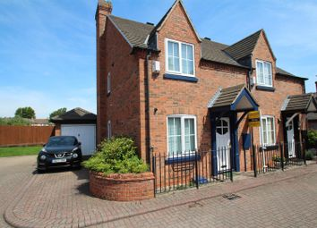 2 bed semi-detached house for sale in The Roods, Rothley, Leicester LE7