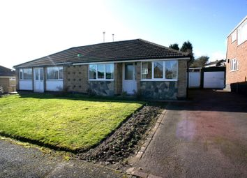 Thumbnail 2 bed semi-detached bungalow to rent in Quorn Rise, Sunnyhill, Derby