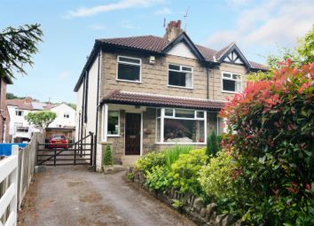3 bed semi-detached house for sale in Outwood Lane, Horsforth, Leeds LS18