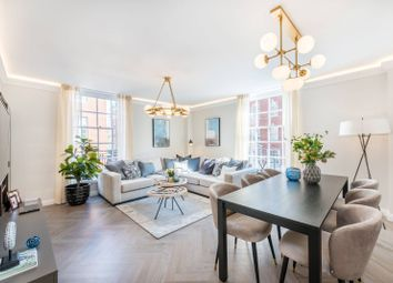 Thumbnail 1 bed flat for sale in South Audley Street, Mayfair, London