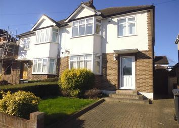 Thumbnail Semi-detached house to rent in Rous Road, Buckhurst Hill, Essex