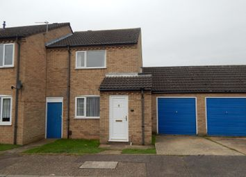 Thumbnail 2 bed property to rent in White Gates, New Costessey, Norwich