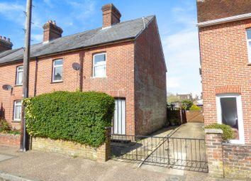 Thumbnail 2 bed end terrace house for sale in Lutener Road, Easebourne, Midhurst