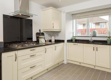"""Thumbnail 4 bed end terrace house for sale in """"Woodcote"""" at Langaton Lane, Pinhoe, Exeter"""