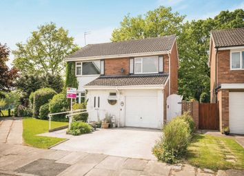 Thumbnail 4 bed detached house for sale in Corfe Way, Winsford