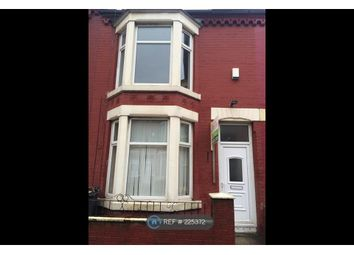 Thumbnail 3 bedroom terraced house to rent in Hero Street, Liverpool