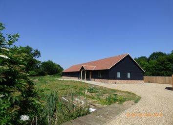 Thumbnail 6 bed barn conversion to rent in Rectory Road, Tivetshall St Mary, Norwich