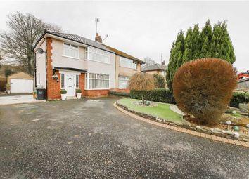 Thumbnail 3 bed semi-detached house for sale in Queen Elizabeth Crescent, Accrington, Lancashire