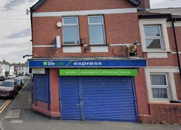Thumbnail Retail premises to let in Cromwell Road, Newport, Newport
