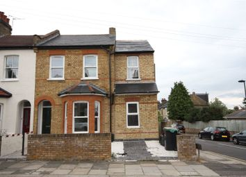 Thumbnail 3 bed end terrace house to rent in Woodlands Road, Enfield