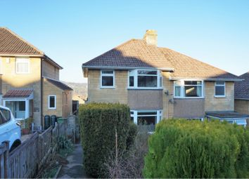 Thumbnail 3 bed semi-detached house for sale in Ivy Grove, Bath