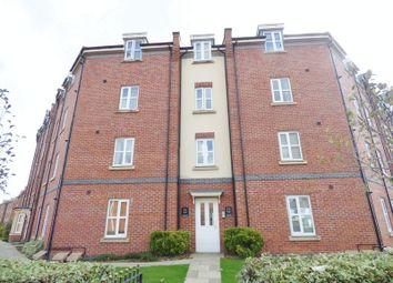 Thumbnail 2 bed flat for sale in Kiveton, Battersby Lane, Warrington