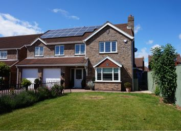 Thumbnail 5 bed detached house for sale in Epsom Place, Cleethorpes