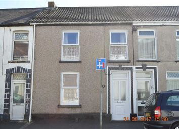 Thumbnail 3 bedroom terraced house for sale in Lime Street, Swansea