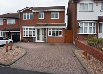 Thumbnail 3 bed link-detached house to rent in Whittleford Grove, Birmingham