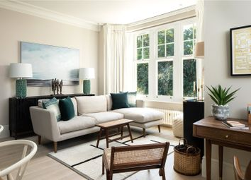 Thumbnail 1 bedroom flat for sale in Leopold Road, Wimbledon, London