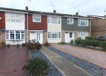 Thumbnail 3 bed terraced house for sale in Chelmsford, Essex