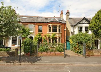 Thumbnail 4 bedroom semi-detached house for sale in De Freville Avenue, Cambridge