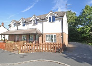 Thumbnail 2 bed maisonette for sale in Sages Lea, Woodbury Salterton, Exeter