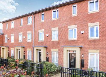 Thumbnail 3 bed terraced house for sale in Lowbridge Walk, Bilston, Wolverhampton, West Midlands